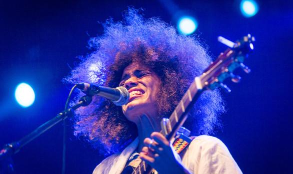 Nneka, Oudenaarde, Augustus 2015