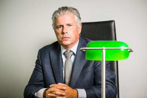 Rechter Daniel Van den Bossche voor HLN