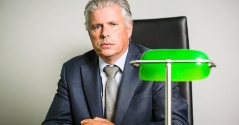 Rechter Daniel Van den Bossche, Gent, September 2015