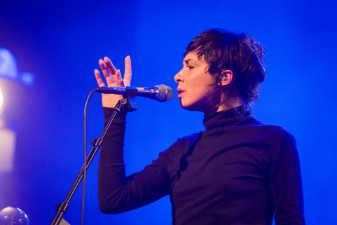 Melanie De Biasio, Gent, December 2015