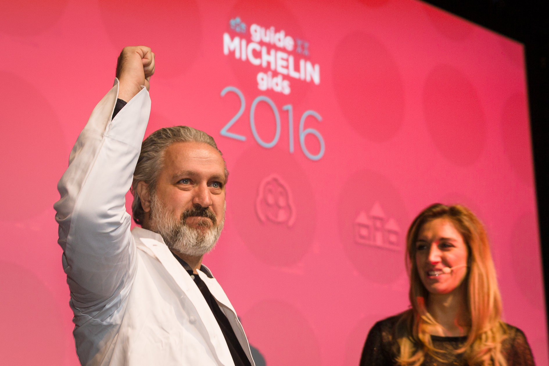 Voorstelling Michelin Gids 2016