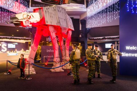 Storm Troopers in Antwerp