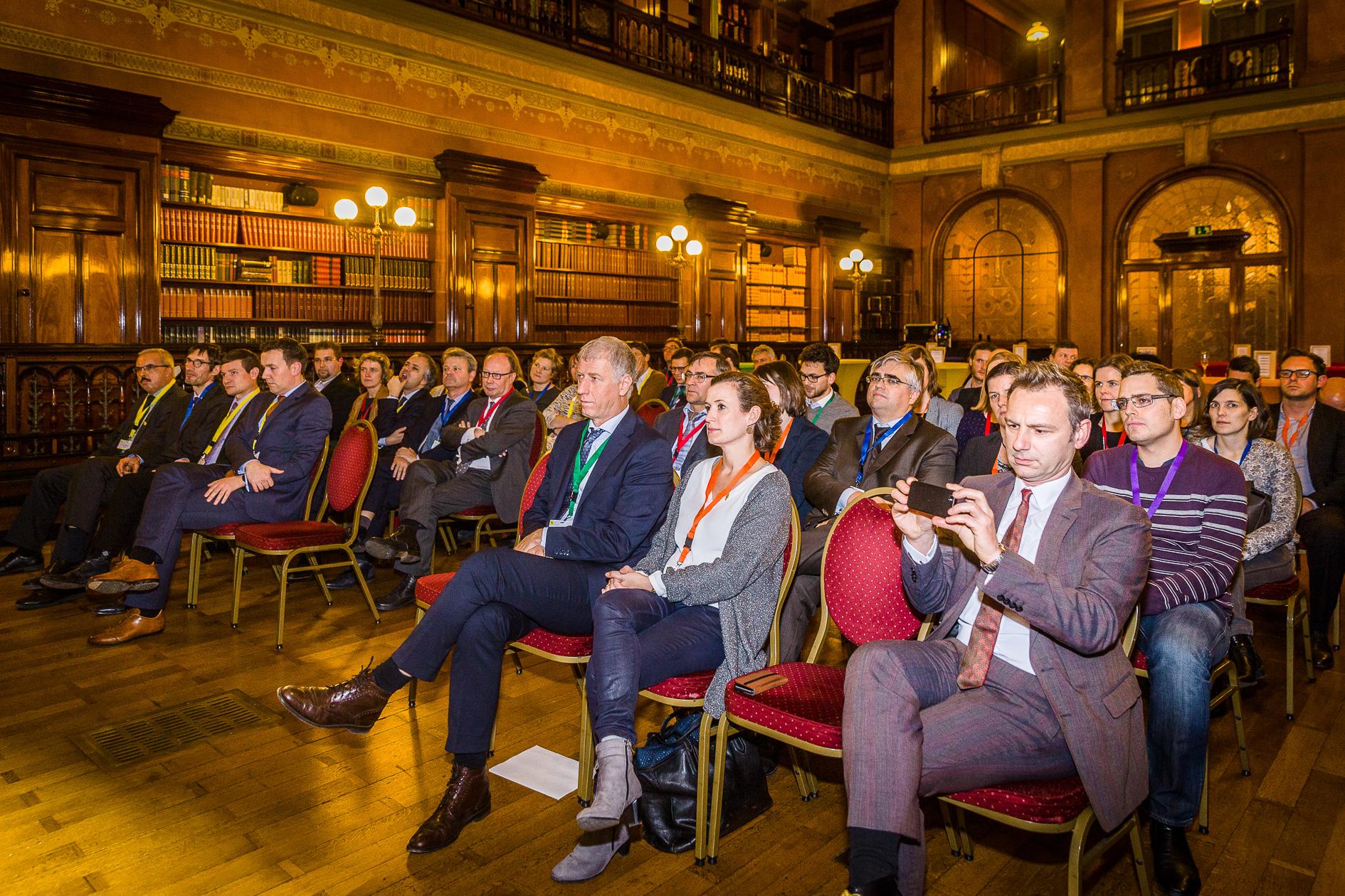 Netwerkevent Europees Departement van Openbare werken en Mobiliteit