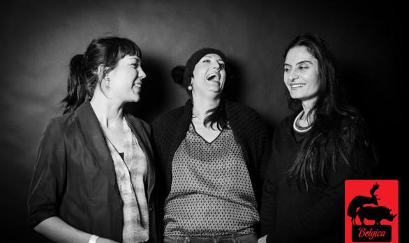 Avant-première Belgica - February 2016 - Gent