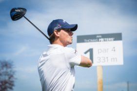 Thomas Pieters, Belgisch Olympisch golfer