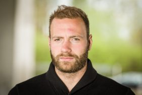 Laurent Depoitre, profvoetballer bij KAA Gent. Laurent Depoitre, profvoetballer bij KAA Gent.