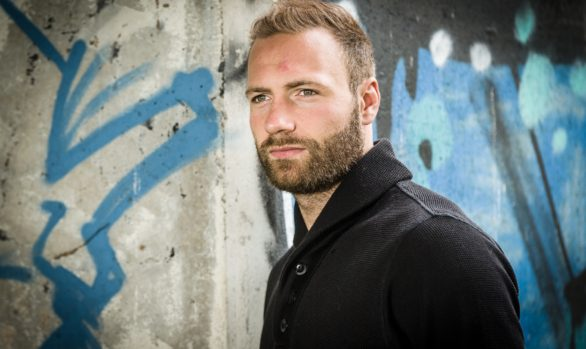 Laurent Depoitre - April 2016 - Gent