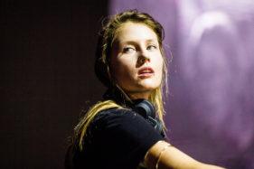 Pukkelpop 2016, Charlotte De Witte performing in the Boiler Room.