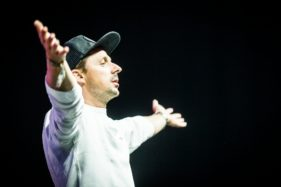 Pukkelpop 2016, Martin Solveig performing in the Dance Hall.