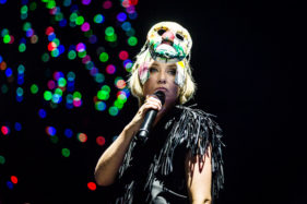 Pukkelpop 2016, Roisin Murphy performing in the Marquee.