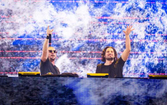 Dimitri Vegas & Like Mike in Antwerp