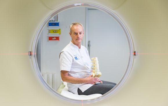 Neurosurgeon Erik van de Kelft - November 2016 - Sint-Niklaas