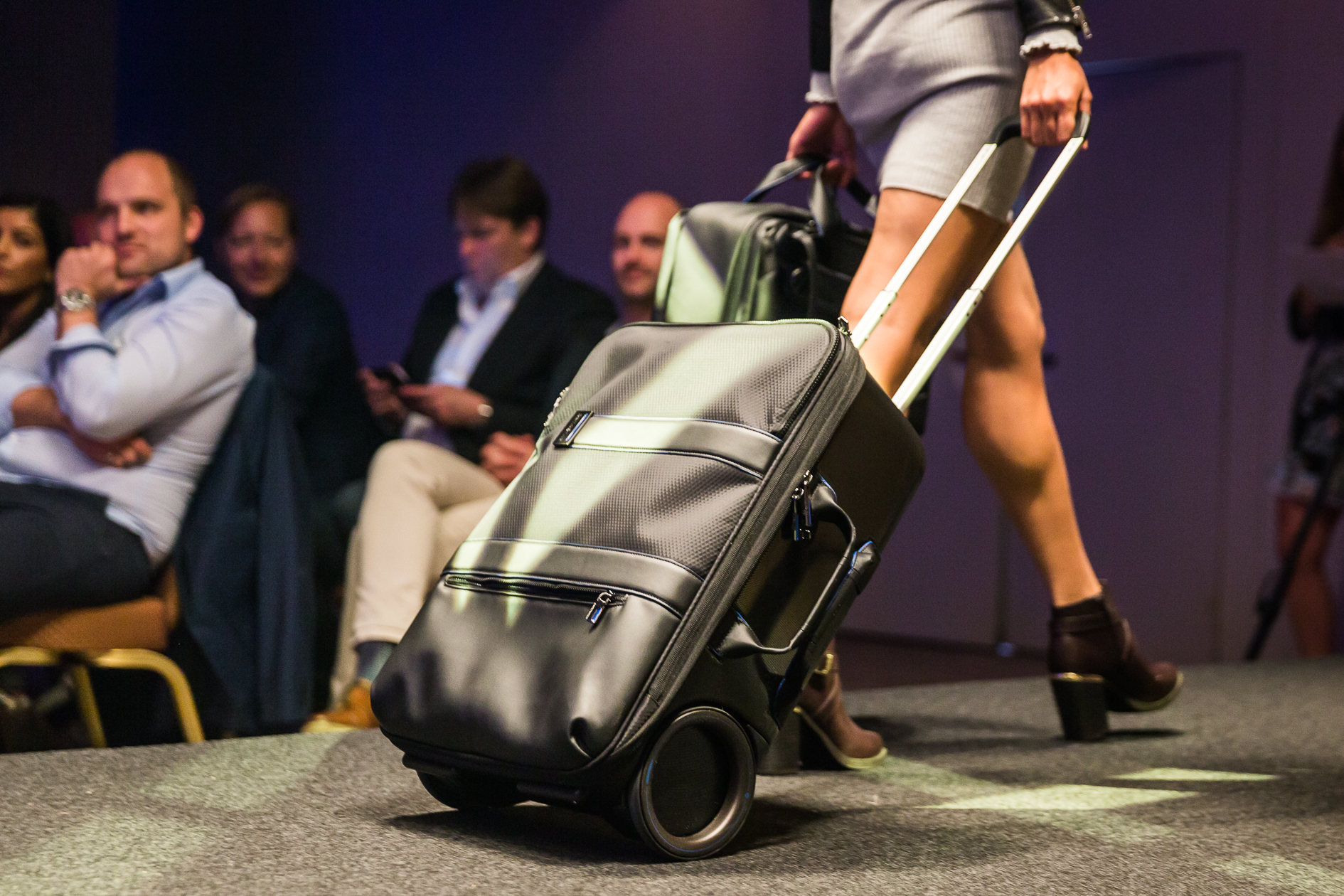 Samsonite European Convention