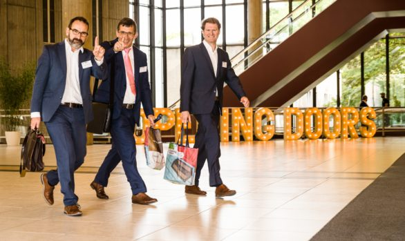 Notarieel Congres des Notaires 2017 in ICC Gent