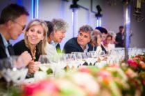 Dinner Senior Management Team Samsonite at Kasteel Leeuwergem for Act!Events Agency
