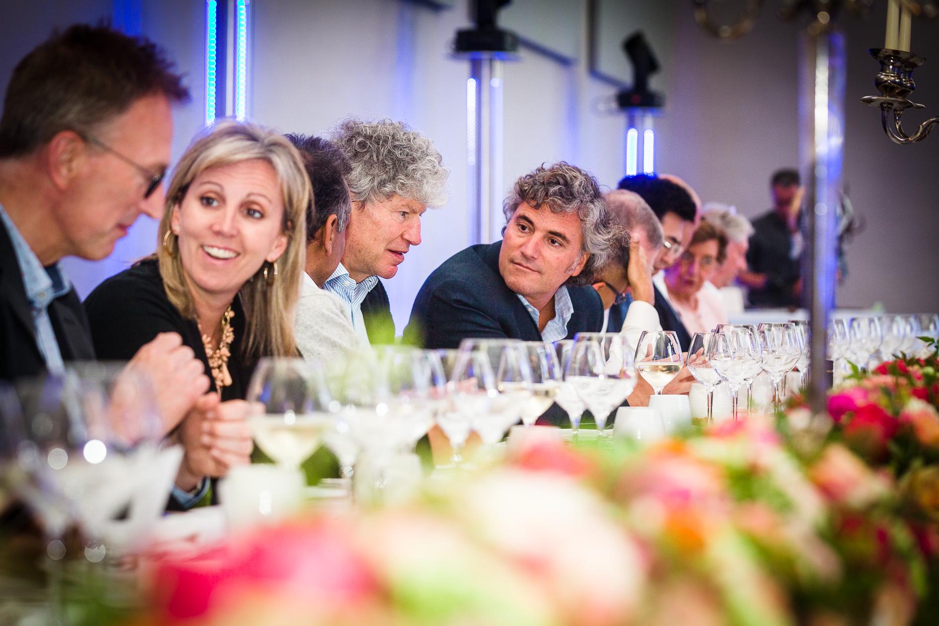 Dinner Senior Management Team Samsonite
