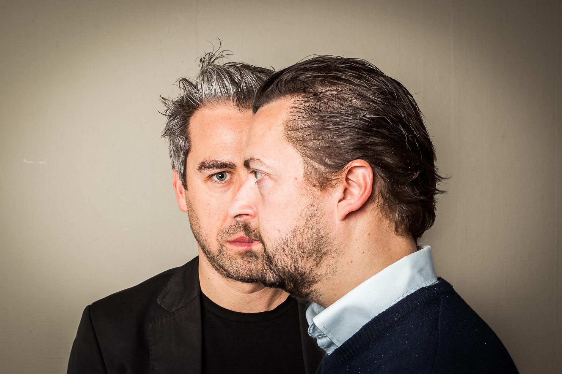 Mariano Vanhoof en Geoffrey Enthoven