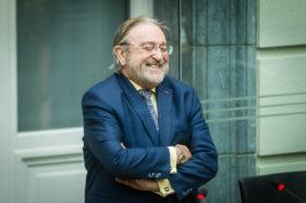Plenaire Zitting Vlaams Parlement, Herman De Croo.