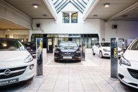 Social media campaign Opel Garage Thomaes