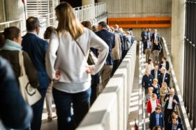 Notarieel Congres des Notaires 2017 for Act!Events Agency