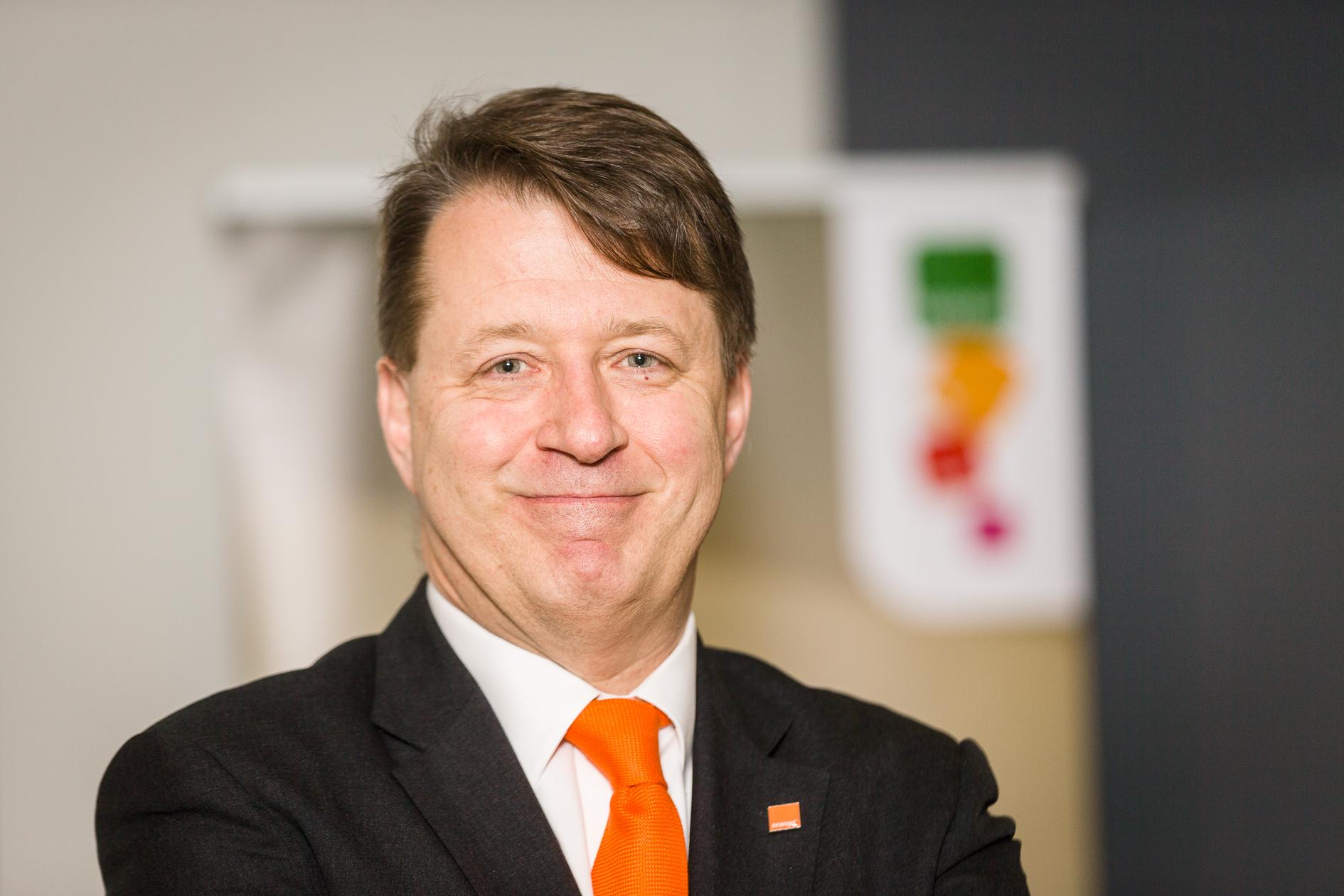 Mobistar becomes Orange