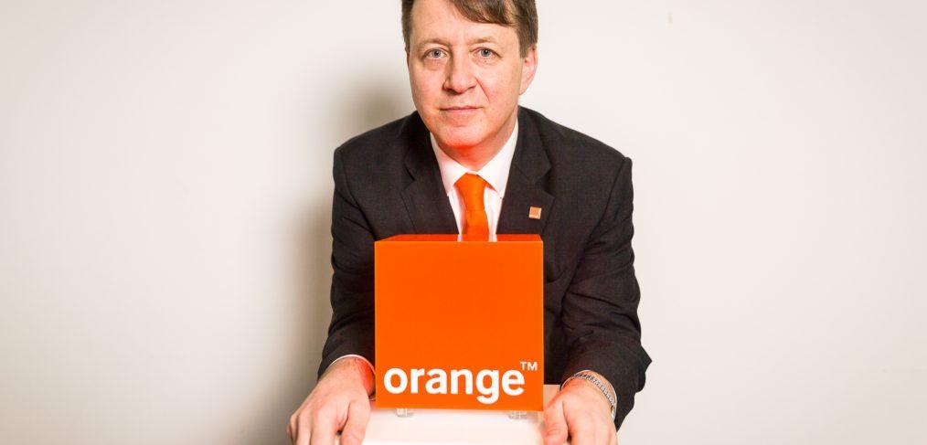Mobistar becomes Orange, former CEO Jean-Marc Harion.