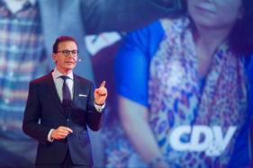 Nieuwjaarsreceptie CD&V voor Belga Agency