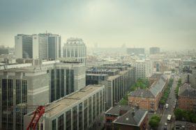 Noordwijk Brussel Manhattan, de oude Brusselse Noordwijk versus de nieuwe.