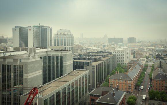 Noordwijk in Brussel
