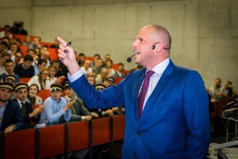 Gastles Theo Francken UGent voor De Morgen
