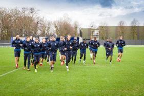 Training KAA Gent voor Belga Agency