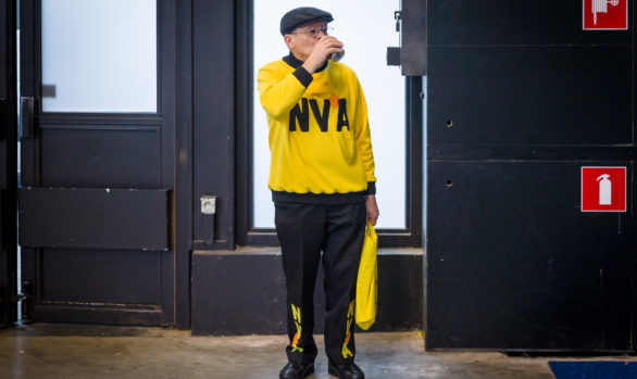 De N-VA militant