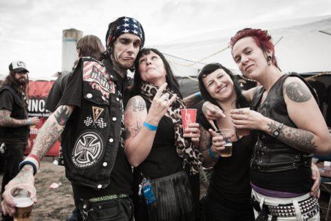Roadkill festival Waarschoot