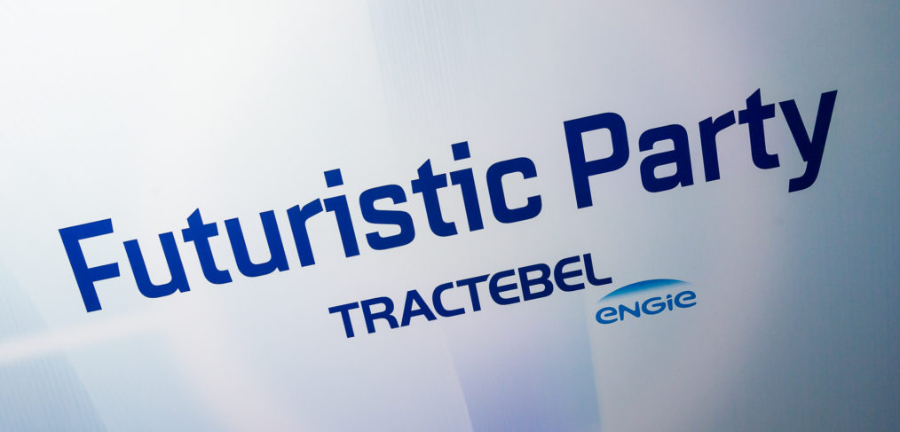 New Years Event for Tractebel ENGIE