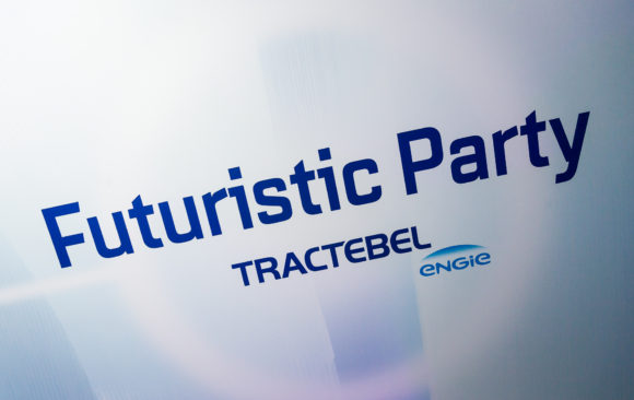 New Years Event for Tractebel Engie in Brussels