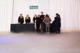 Mensura New Years Event at Eskimo Gent