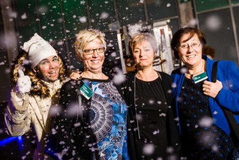 New Year Event for Mensura at Eskimo venue Gent