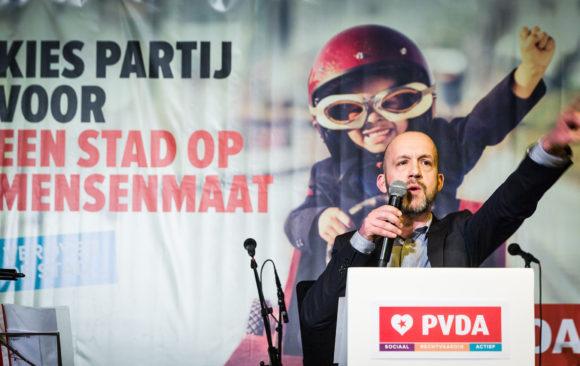 PvdA's Gents voorzitter Tom De Meester