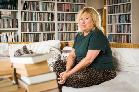 Hilde Sabbe voor De Journalist Magazine