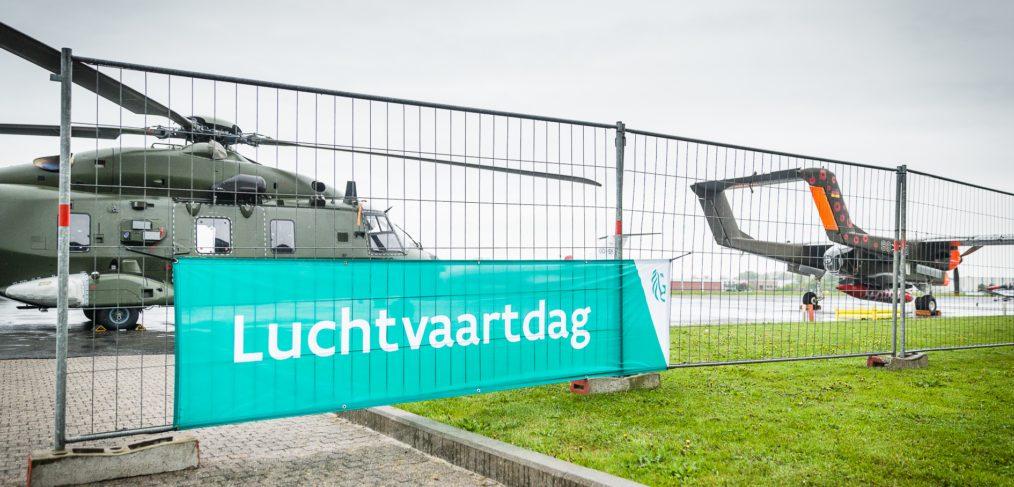 Luchtvaartdag in Luchthaven van Wevelgem-Kortrijk.