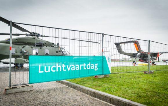 Luchtvaartdag Vlaamse Overheid in Airport Ostend