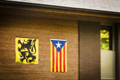 Onafhankelijkheidsstrijd in Catalonië