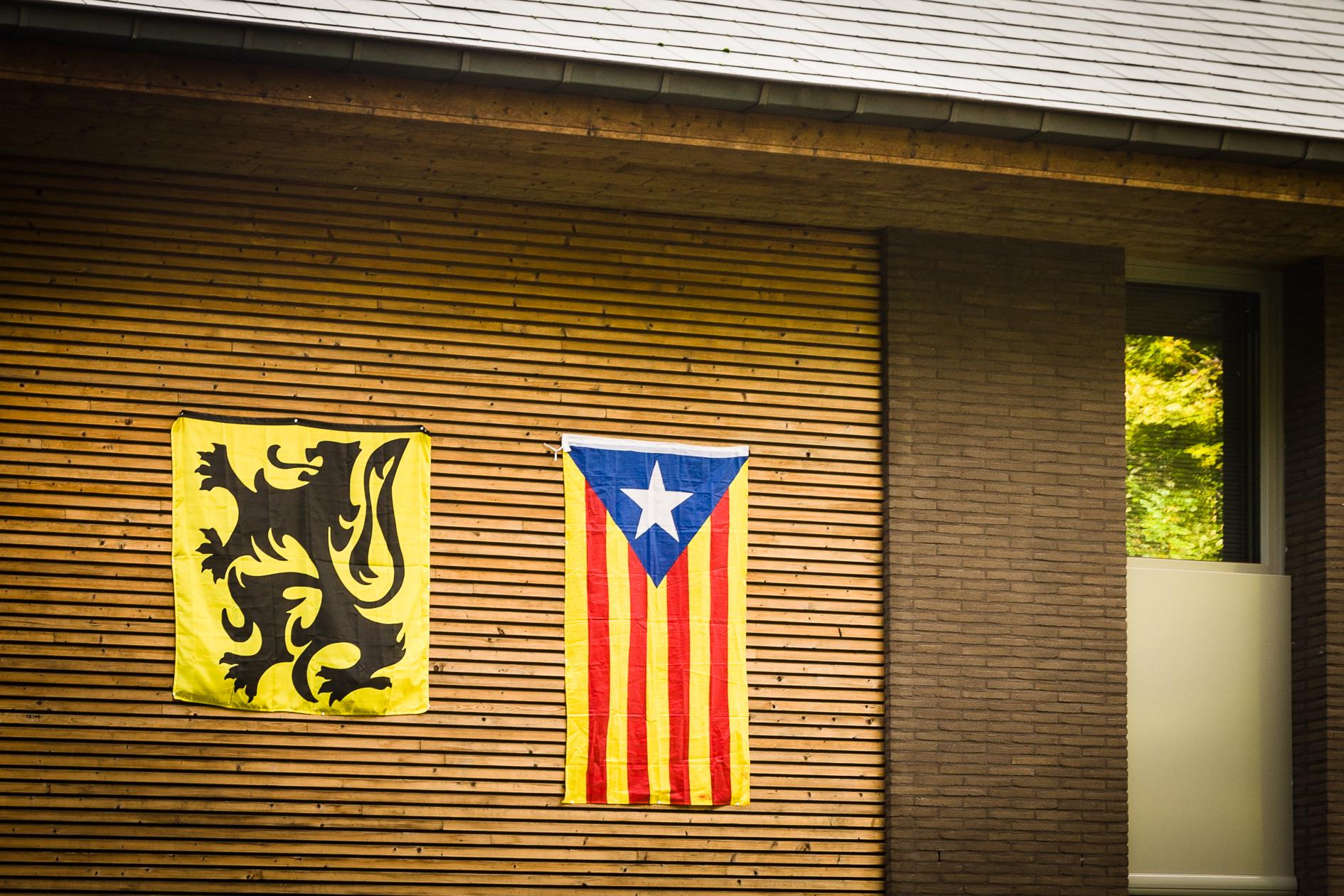 Onafhankelijkheidsstrijd Catalonië