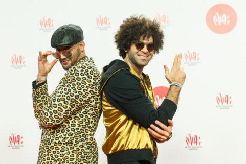 Music Industry Awards 2017 voor HLN