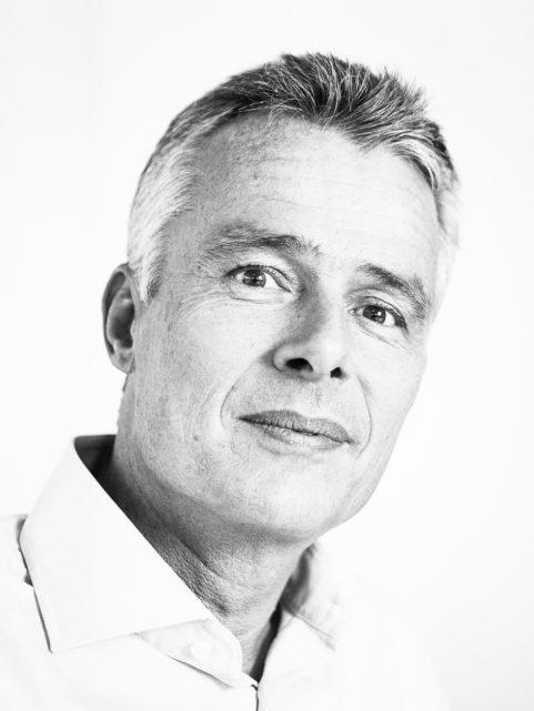 Christian Van Thillo ceo of De Persgroep in Asse