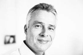 Christian Van Thillo, ceo of De Persgroep Publishing