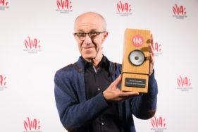MIA's 2017, Raymond Van het Groenewoud.