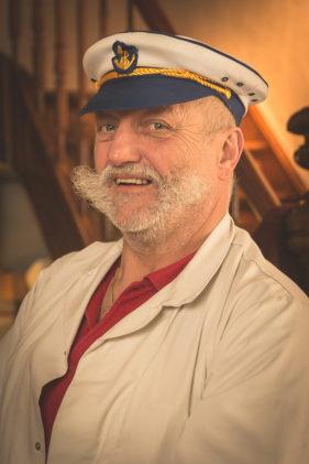 Olly Ceulenaere, Flemish Foodie en sterrenchef van restaurant Publiek, visboer Chico Schutz.