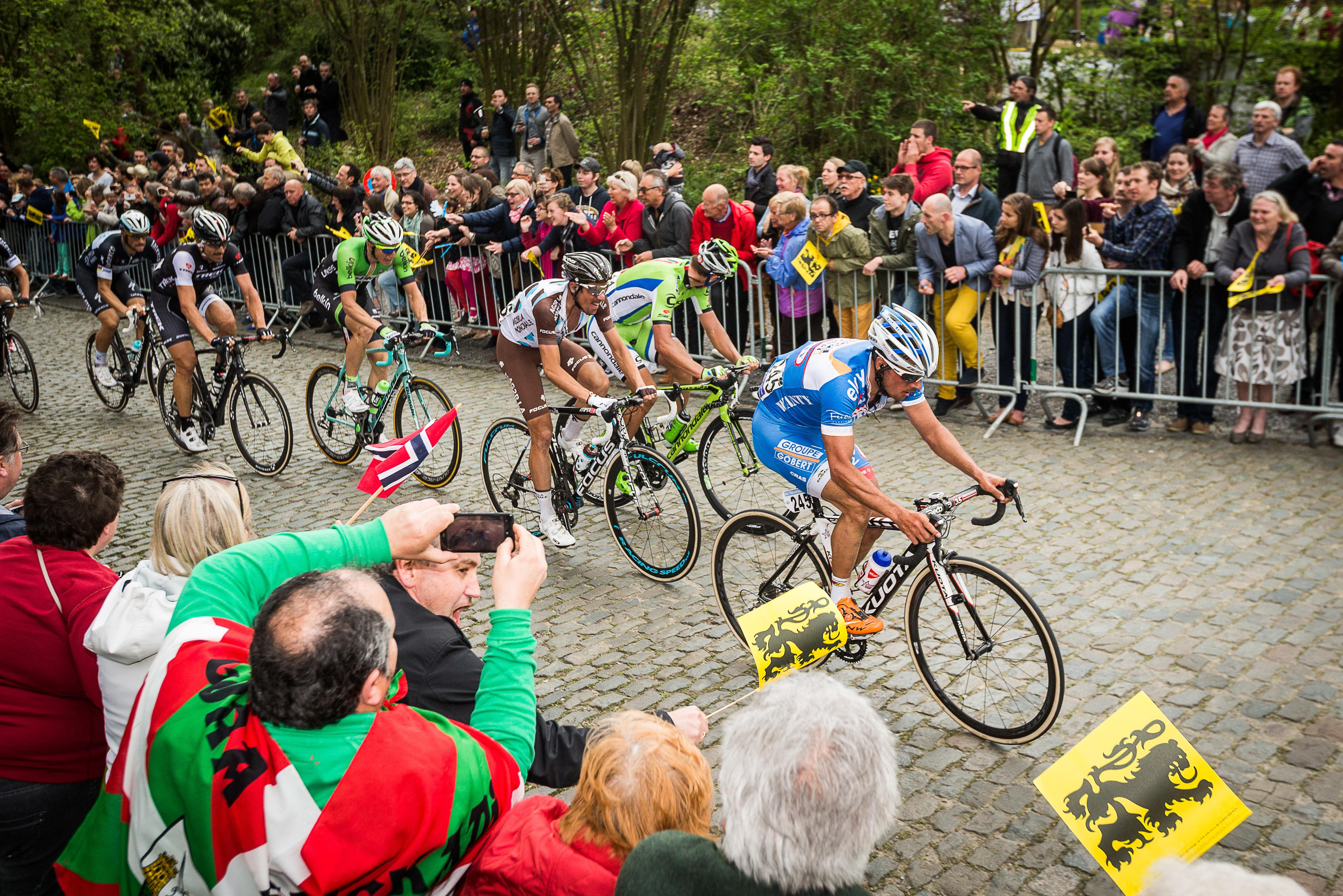 ASS HLN Ronde van Vlaanderen 2014 Sfeer