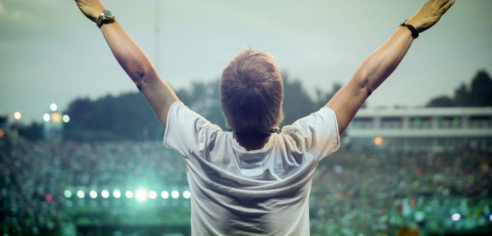 Tomorrowland 2014, Armin Van Buren.